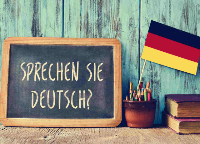 German courses