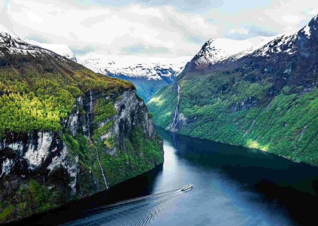 Norwegian courses